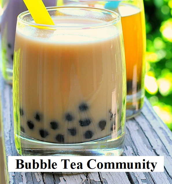 bubble tea community