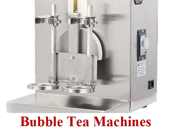 bubble tea machines