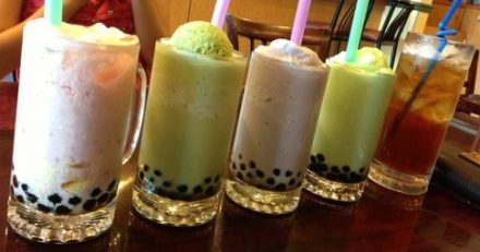 Where did Bubble Tea originated from